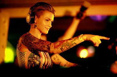 DJ  Ruby Rose