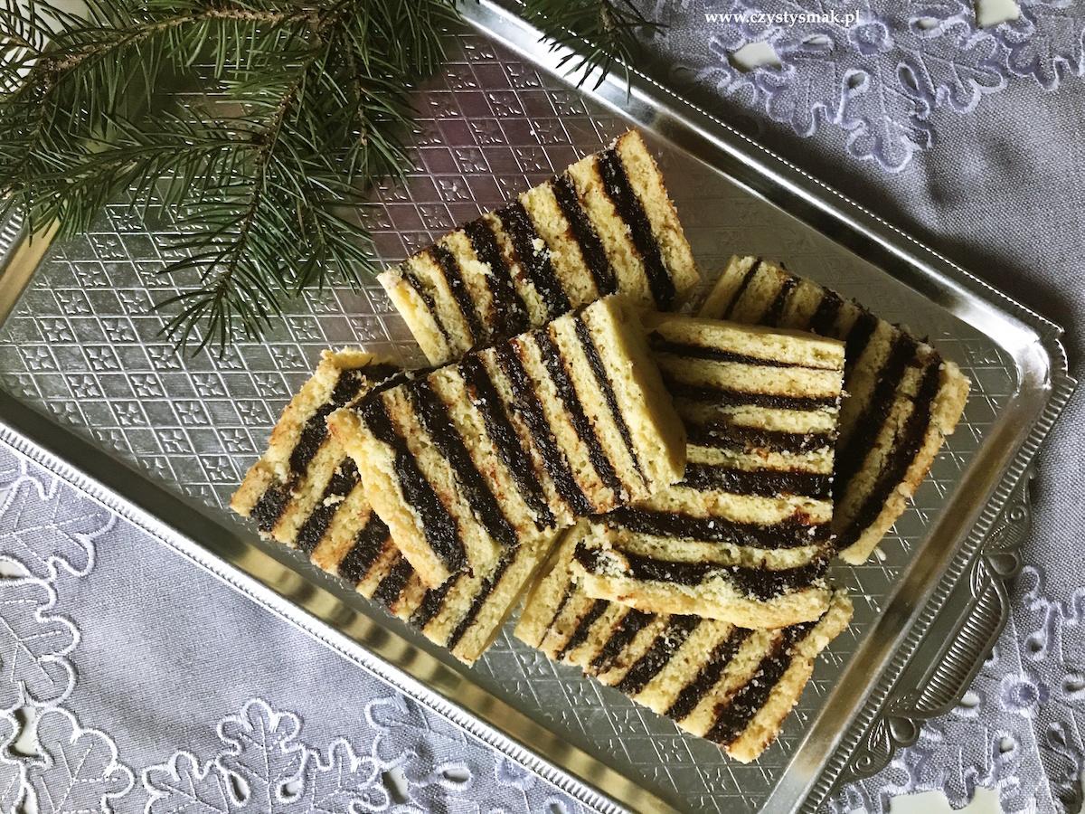 Vinarterta islandzkie ciasto bożonarodzeniowe