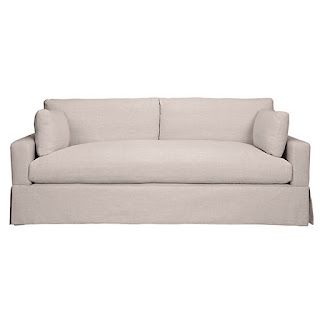 Slipcovered Look Sofa for under $1500