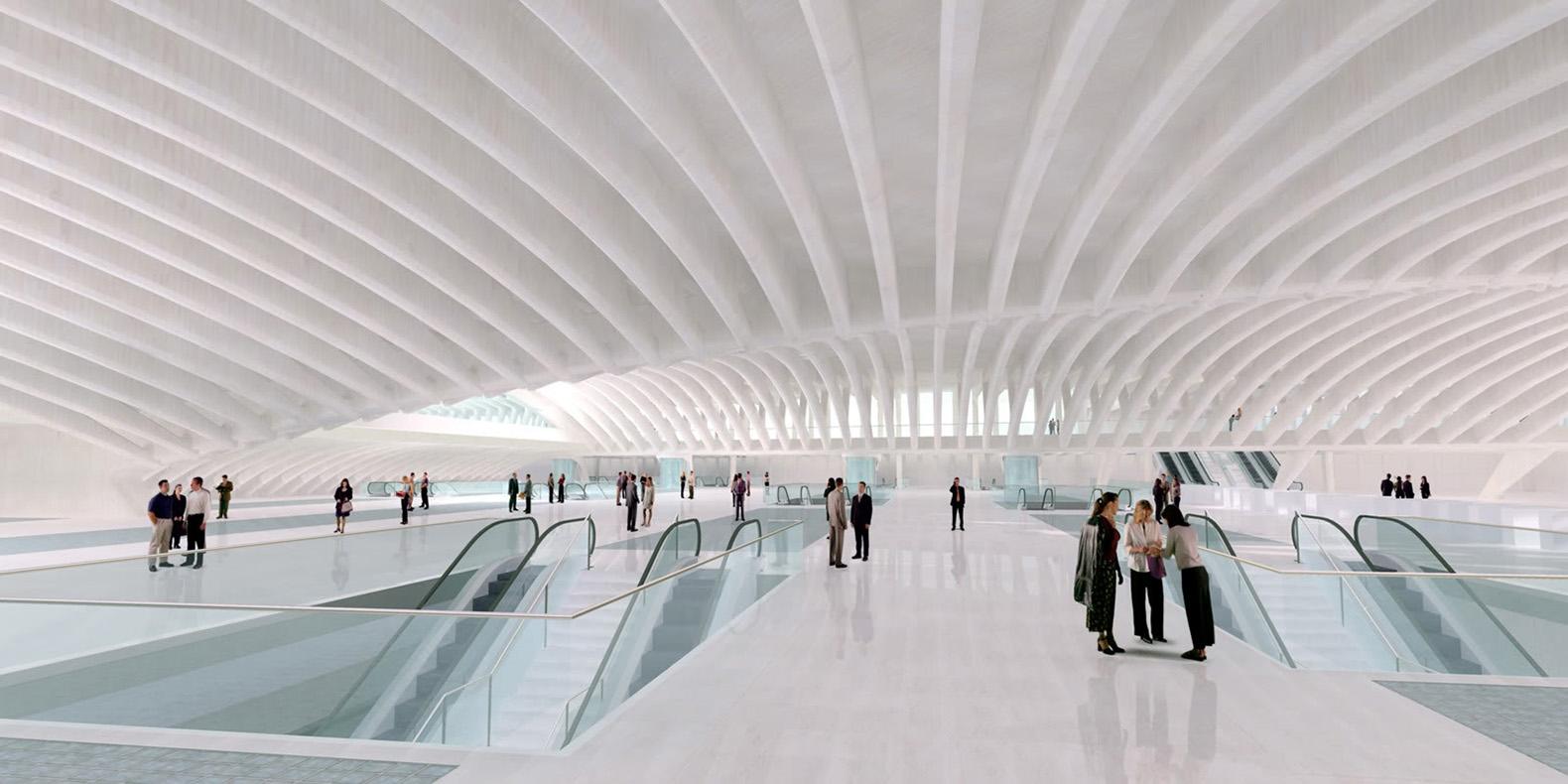 Santiago Calatrava's creative process