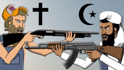 Fakta Kejahatan Agama yang Dianggap Paling Benar