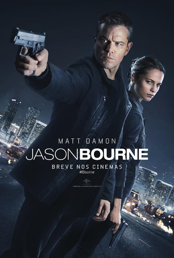 Baixar Jason Bourne (2016) Download Grátis