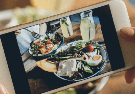 Tips For Food Photography With a Smartphone