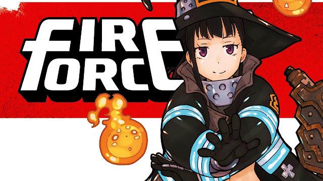Manga Fire Force ha vendido más de 13 millones de copias