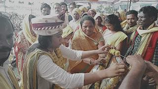 महाराजा शंकर शाह कुंवर रघुनाथ शाह का 163 वा वालिदान दिवस मनाया