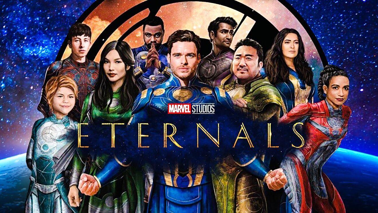 Avengers: Endgame sequel Eternals