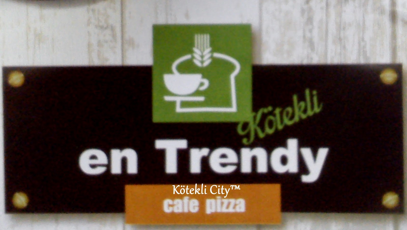En Trendy Fast Food Pizza  Kötekli Menteşe Muğla