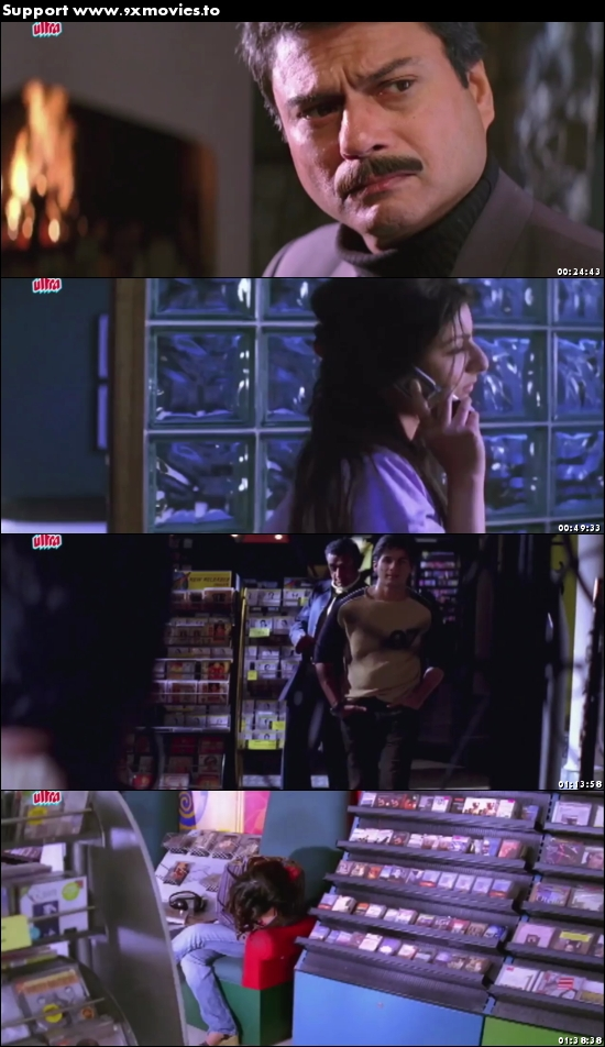 Dil Maange More 2004 Hindi 720p HDRip 900mb