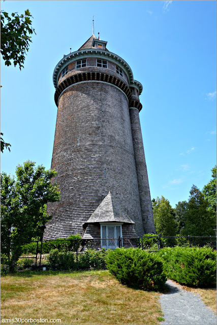 Lawson Tower en Scituate, Massachusetts