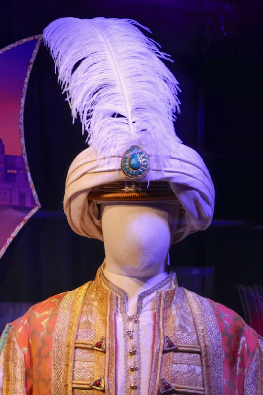 Aladdin Sultan costume headdress