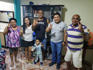 Inúmeras famílias abraçam nosso projeto, destaca Tiago da EMATER em Cacimba de Dentro
