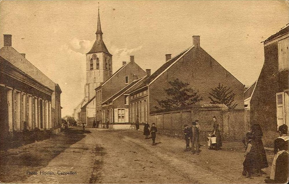The old village of Wilmarsdonk