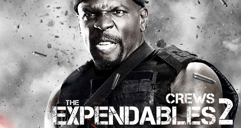 Hollywood.com confirms that Terry Crews is partially deaf.