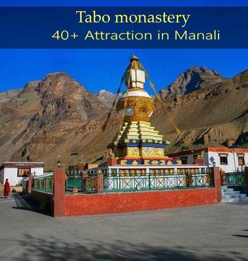 Manali Attraction - Tabo monastery