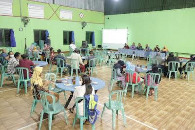 Musrenbangdes Desa Wonopringgo Tahun 2020