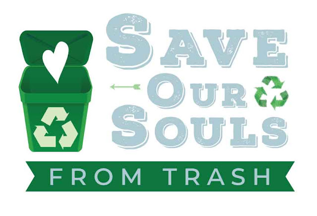 Save our Souls from Trash (hehe)