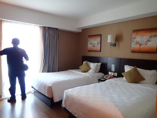 hotel di daerah cawang, bisnis hotel, stacation