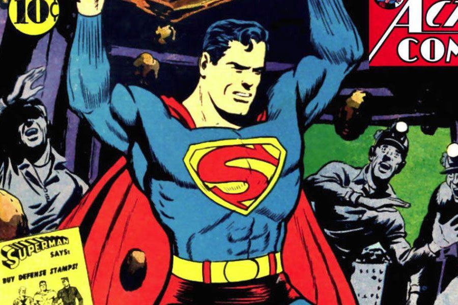 ver las aventuras de superman