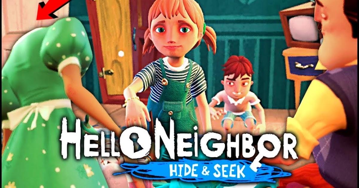 تحميل لعبة hello neighbor للايفون