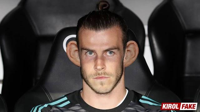 Las orejas de Bale vuelven a su posición original tras el uso continuado de la Mascarilla
