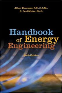Handbook of Energy Engineering,  6th Edition
