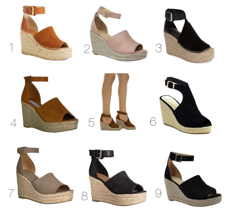 d9b53e40f0 Blush Budget Wedges (4 Colors) 3. Marc Fisher Annie