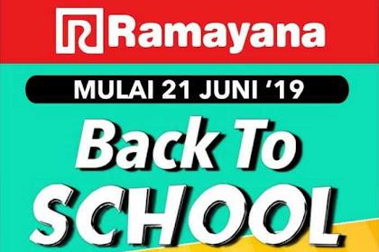 Katalog Promo Ramayana Terbaru 21 Juni - 2 Juli 2019