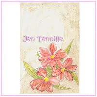 Colored pencil art by Jen Tennille Illustration and Design.
