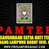 STRUKTUR PAMTER CABANG LAMPUNG BARAT (NIC. 068)