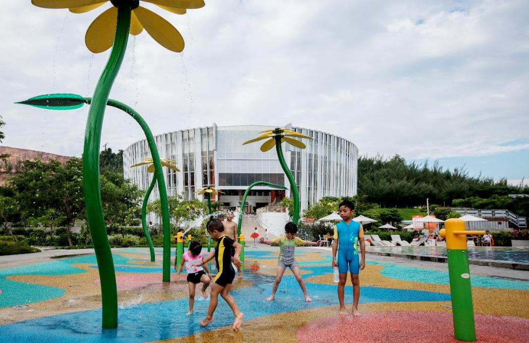 Mulai IDR 843.500 Paket Schooliday, Menginap di Harris Resort Barelang