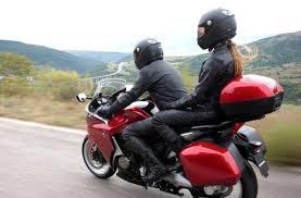 sebaiknya boncengan ketika traveling naik motor