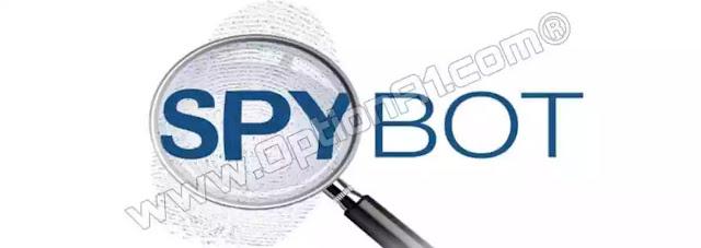 برنامج Spybot Search & Destroy لازالة البرامج الضارة للويندوز