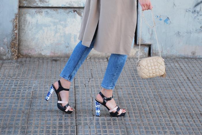 Menbur sandalias
