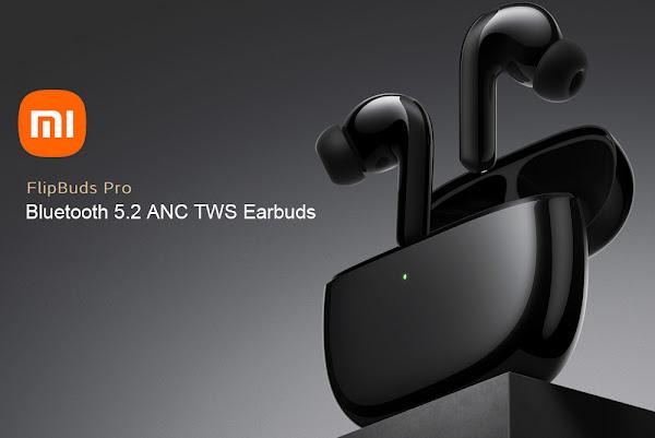 Xiaomi FlipBuds Pro - Os novos earbuds vão a outro patamar!