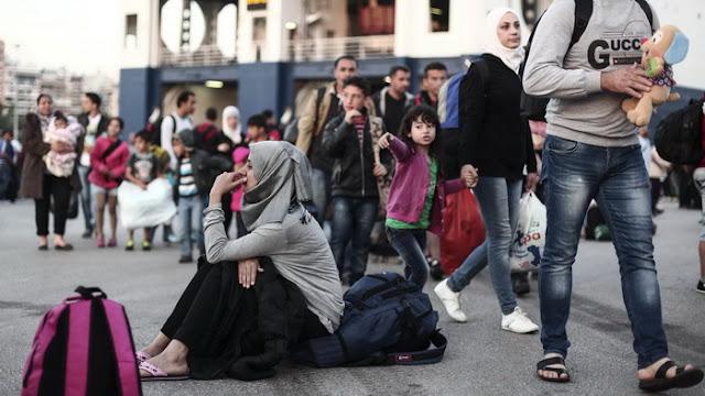 Μεταστροφή στο μεταναστευτικό - Κινητοποιήσεις και κατά των hot spots