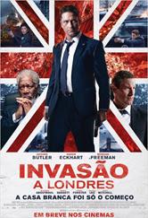 Invasão a Londres Dublado HD