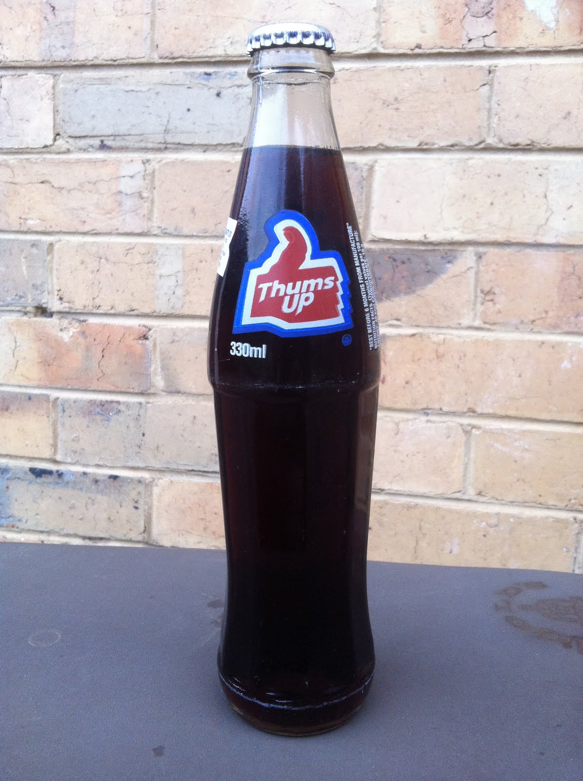 melbourne soda reviews thums up