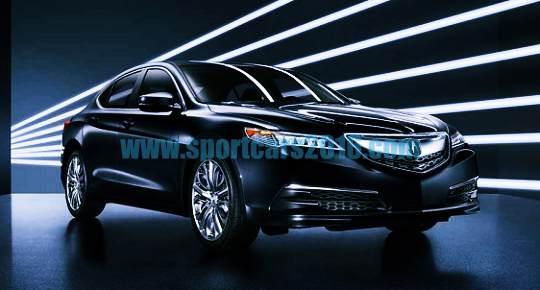 2017 Acura TLX Type S