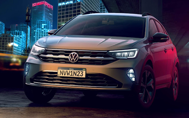 Novo VW Nivus - SUV do Polo