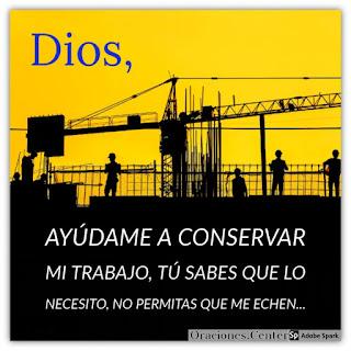 Oración para Conservar el Trabajo - Parte 4