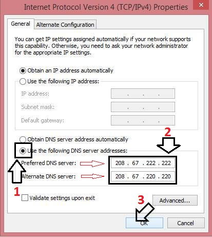 How TO Speed Up Your Internet Speed By Changing the DNS
