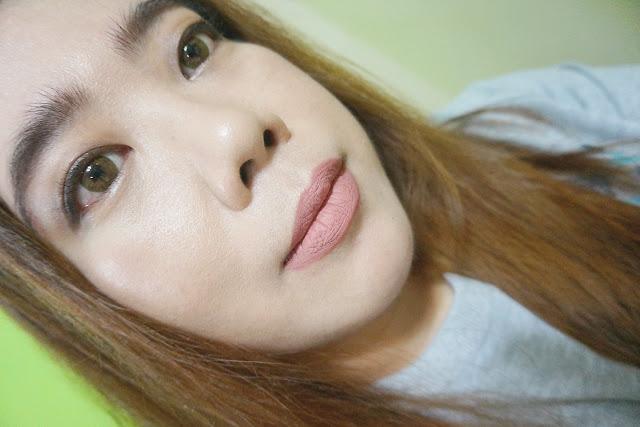NYX Cosmetics Lip Lingerie in Bedtime Flirt