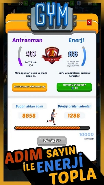 9pm football managers hile apk