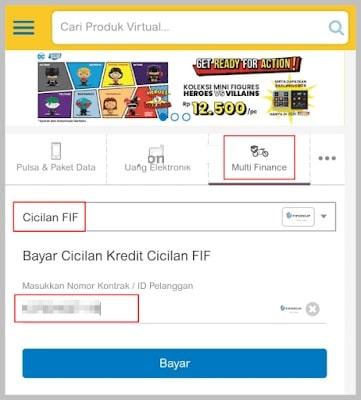 Cek Tagihan Angsuran FIF Online Tanpa Aplikasi