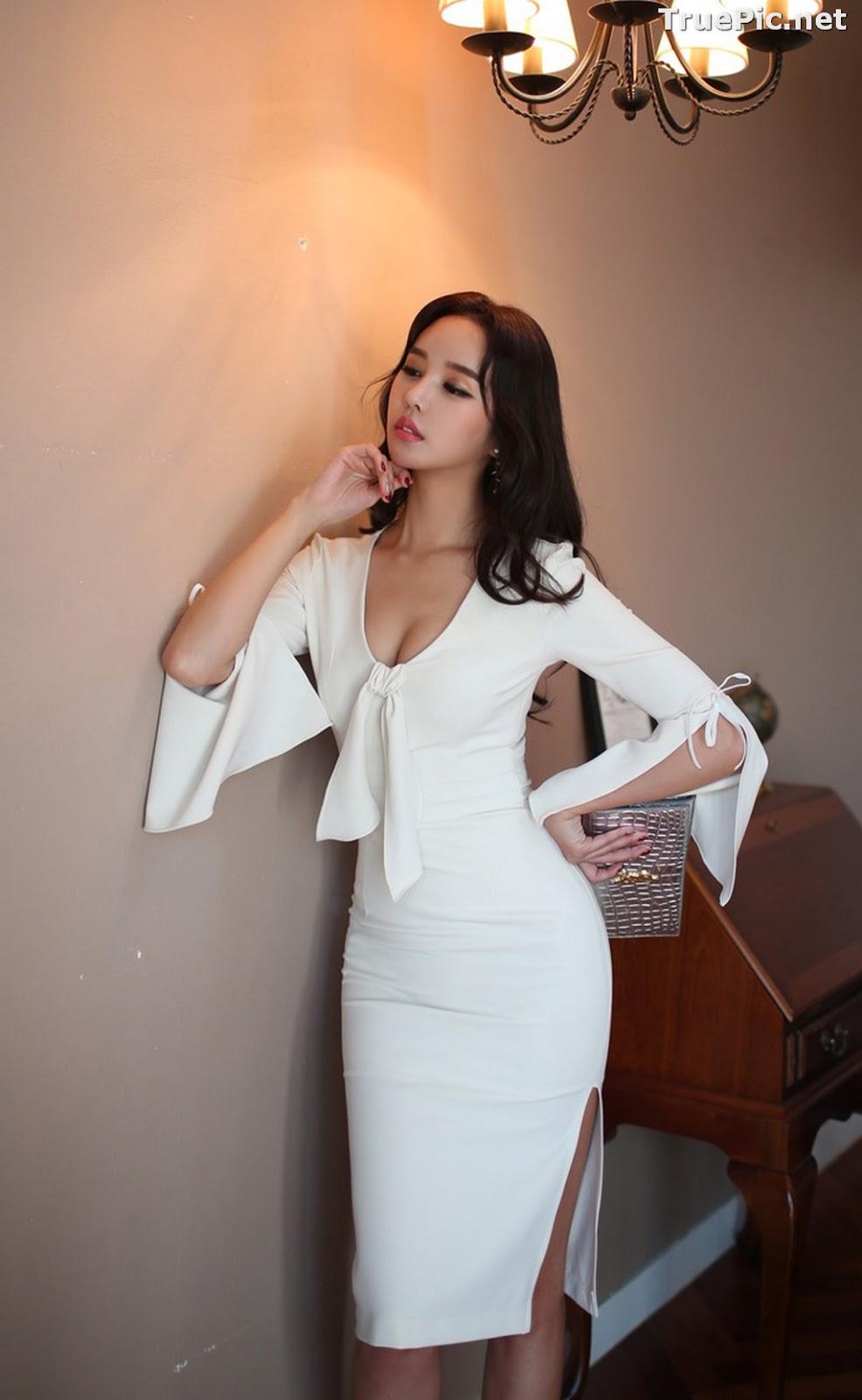Image Korean Fashion Model - Chloe Kim - Fashion Photography Collection - TruePic.net - Picture-5