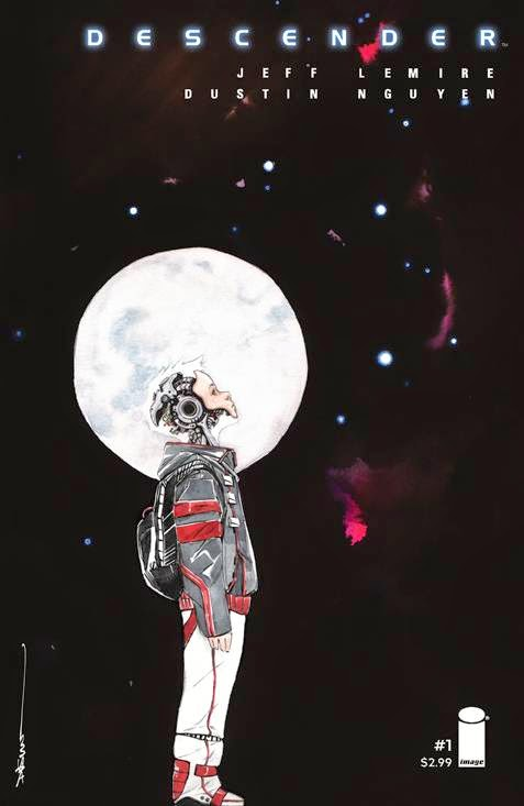 Image Comics - DESCENDER #1
