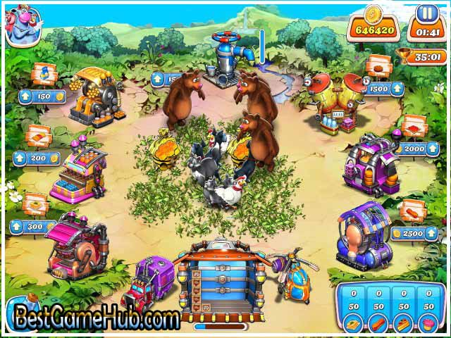 Farm Frenzy Hurricane Season Torrent Game Free Download