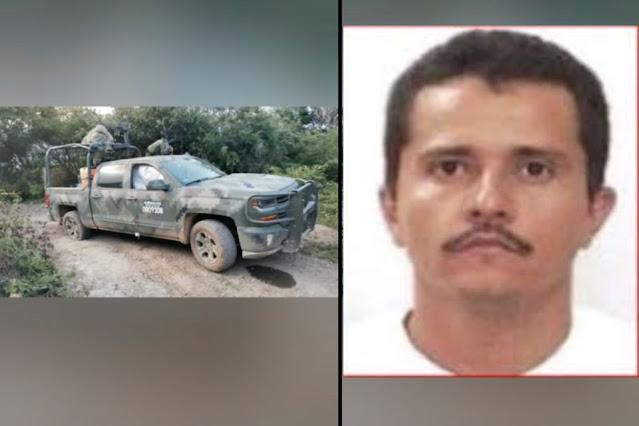Video; Elementos de Ejercito estuvieron cerca de El Mencho y sus Sicarios de El CJNG como canes por su presa los atacaron