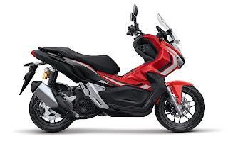 Harga Motor Honda ADV150