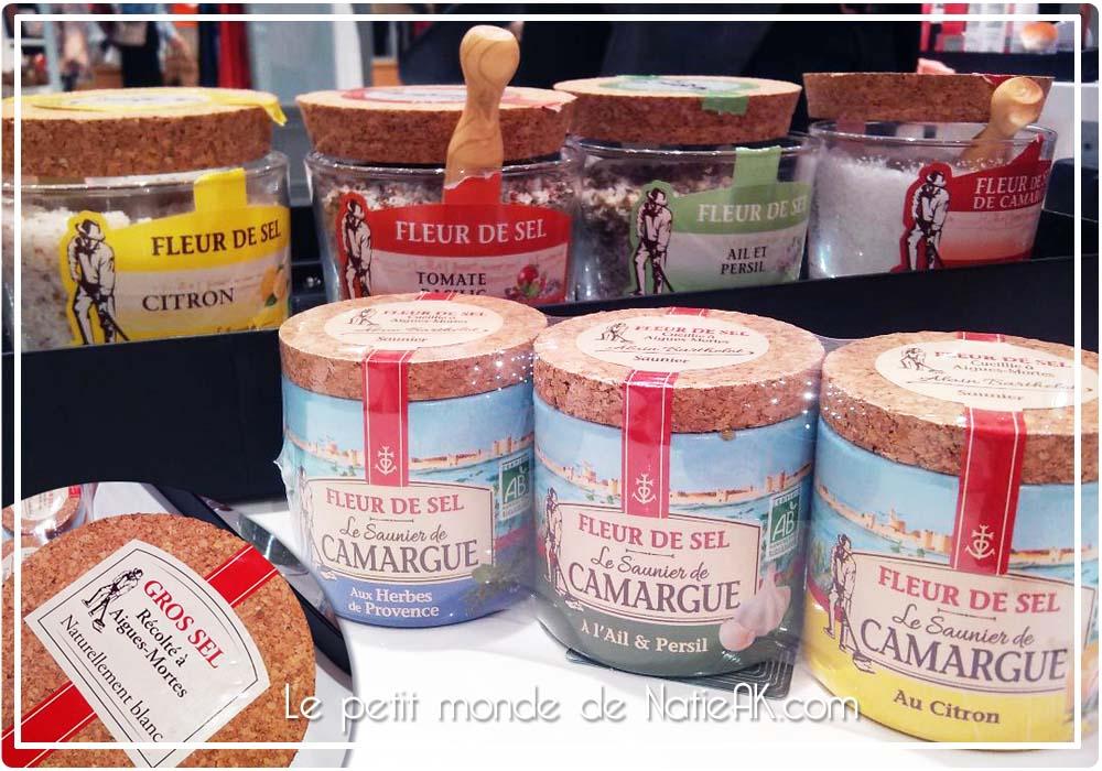 Le saunier de Camargue sel aromatisé